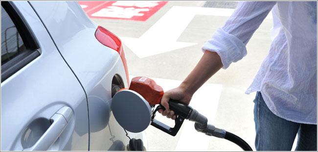 ガソリン代を節約